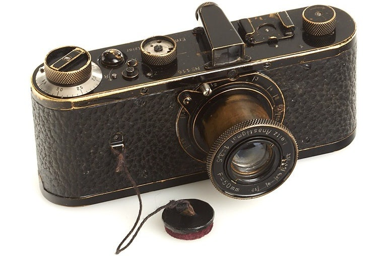Old Limited edition Camera