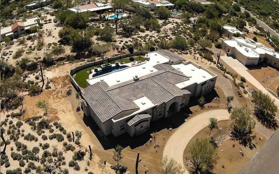 New Custom Home Builders AZ
