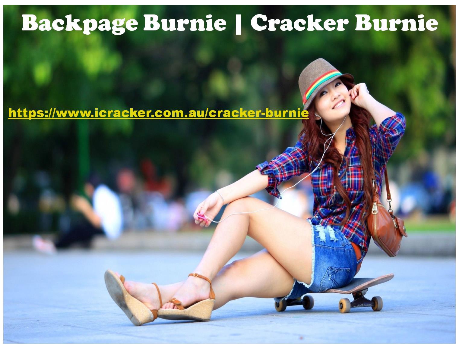 Backpage Bernie | Cracker Bernie