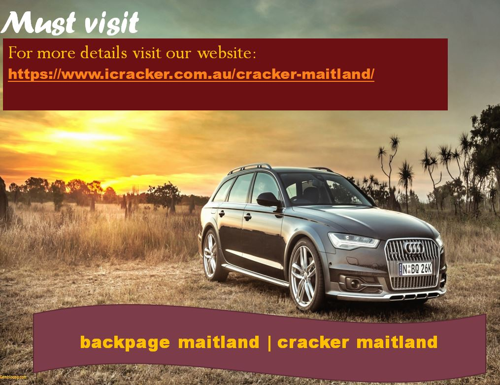 backpage Maitland | cracker Maitland