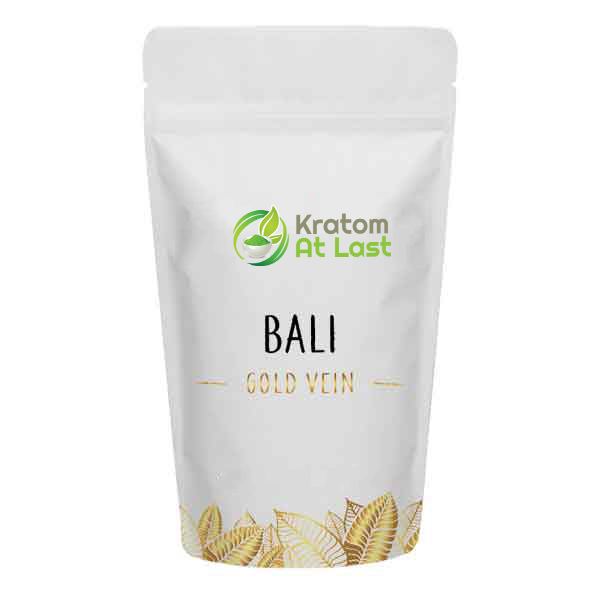 Gold Bali Kratom Powder – 2 oz