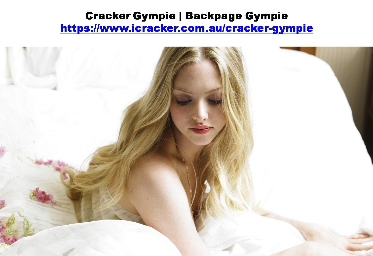 Cracker Gympie | Backpage Gympie