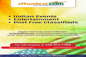 Indian community events in Michigan
