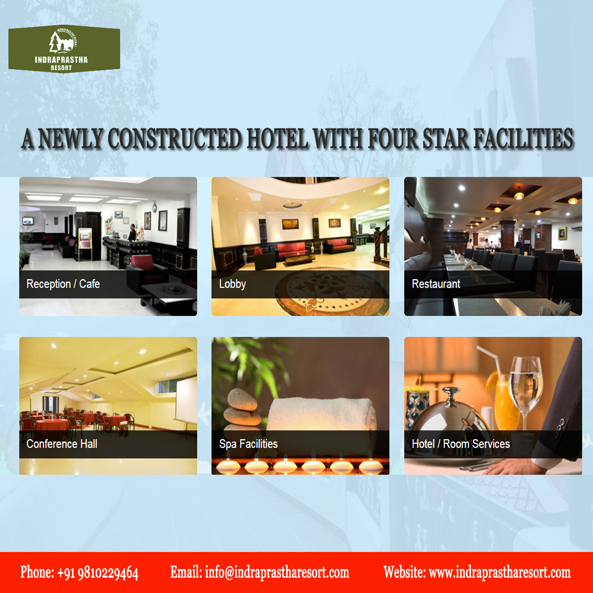 Contact the Best Hotel Booking Service Provider in Dalhousie