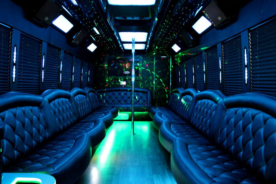 Wedding Limo Bus NJ