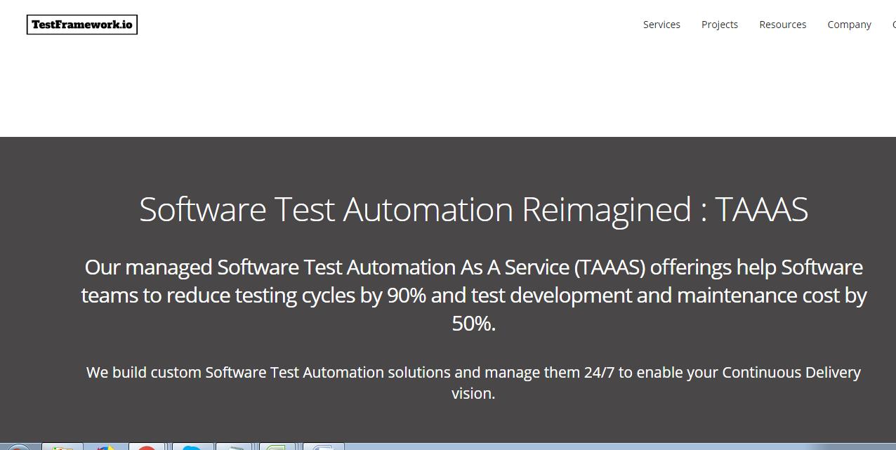 Software Testing Services | Web Services Testing  – TestFramework