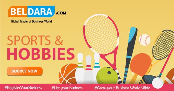 Best Sports, Hobbies Supplies Directory on belrada.com