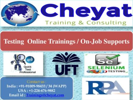 The Best UFT Online Training Institute – Cheyat Tech