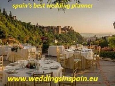 spain's best wedding planner