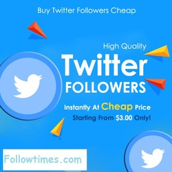 Get Thousands Of Twitter Followers For Free – Followtimes.com