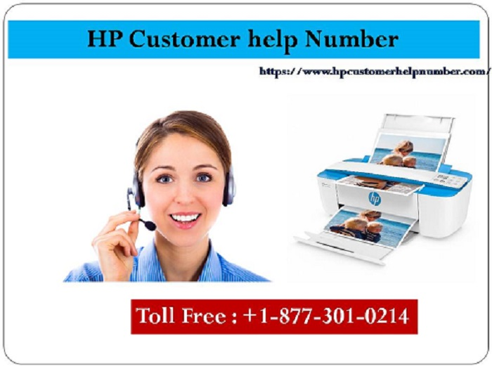 Eliminate HP Printer issues on HP Customer Help Number 1-877-301-0214