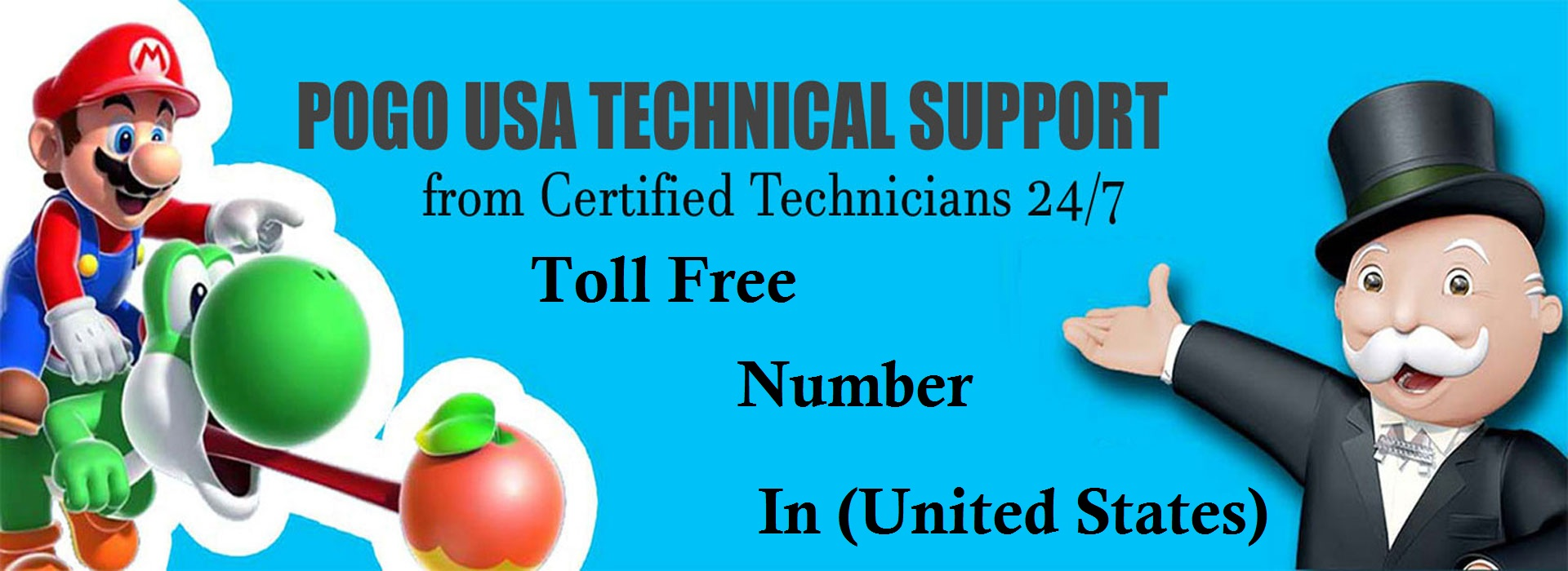 Instant Help For Pogo Games Support Helpline Number (Toll Free)