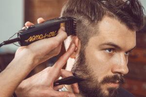 Mens haircut Brooklyn