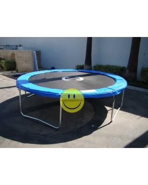 Round Trampoline for Sale – HAPPY TRAMPOLINE