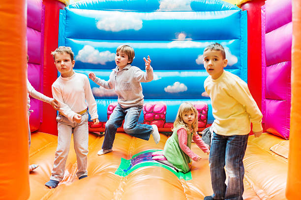 Book Your Favorite Bounce House Today-916-585-0597