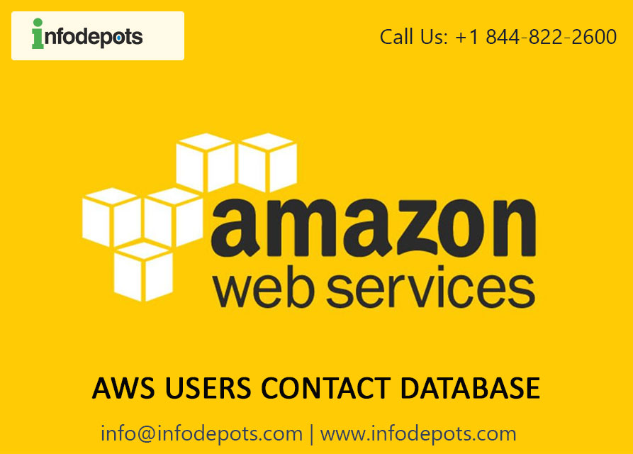 Buy 2019 updated AWS Users Contact Database – AWS Customers List-Infodepots
