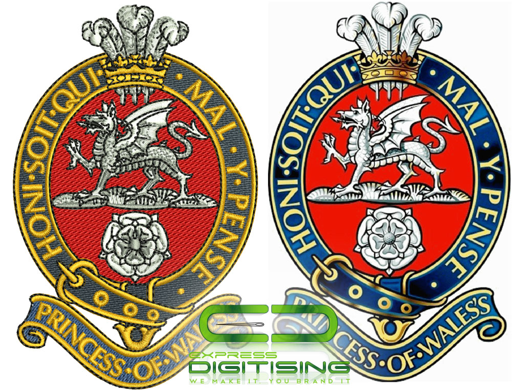 Custom Embroidery Digitizing & Embroidery Digitizing In USA – Expressdigitising