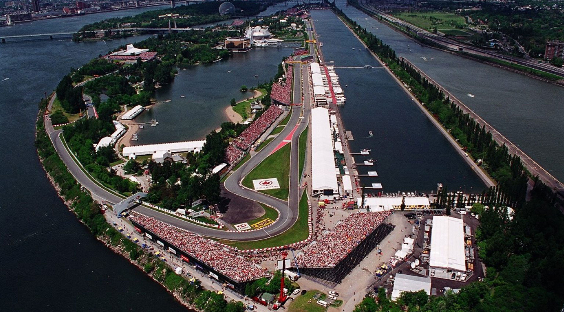F1 Canadian Grand Prix Hospitality Packages