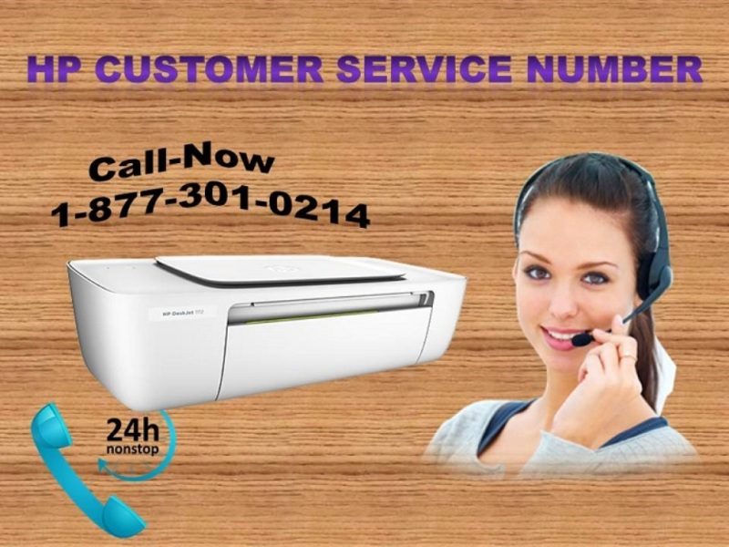 Get HP customer service number for better services & support for printer