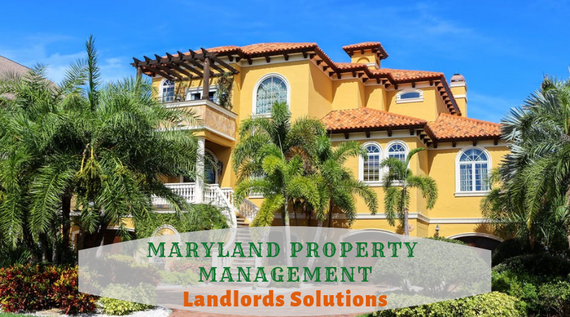 Property Management Company in Maryland