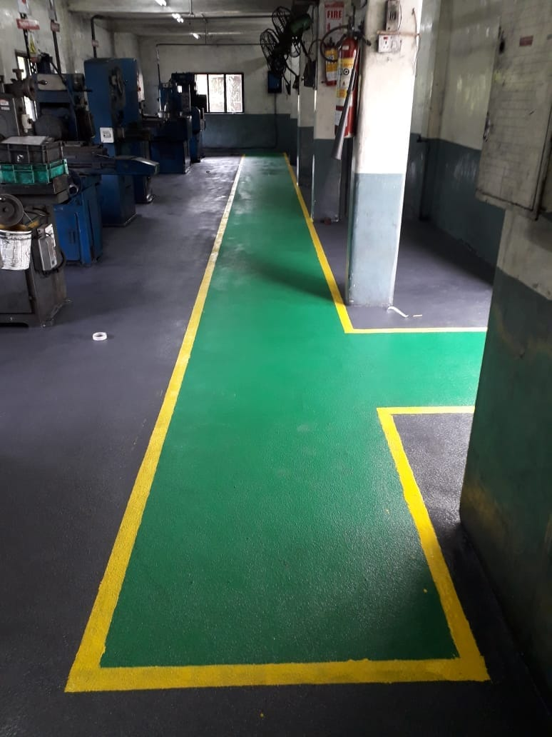 Best epoxy flooring services in India