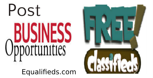 Free Online Advertising for Business Opportunities