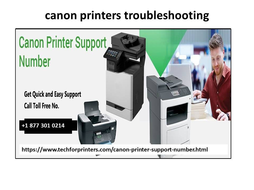 Unlimited tech support for Canon Printer Troubleshooting issue
