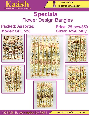 Kaashusa: Daily Wear Wholesale Bangles For Women