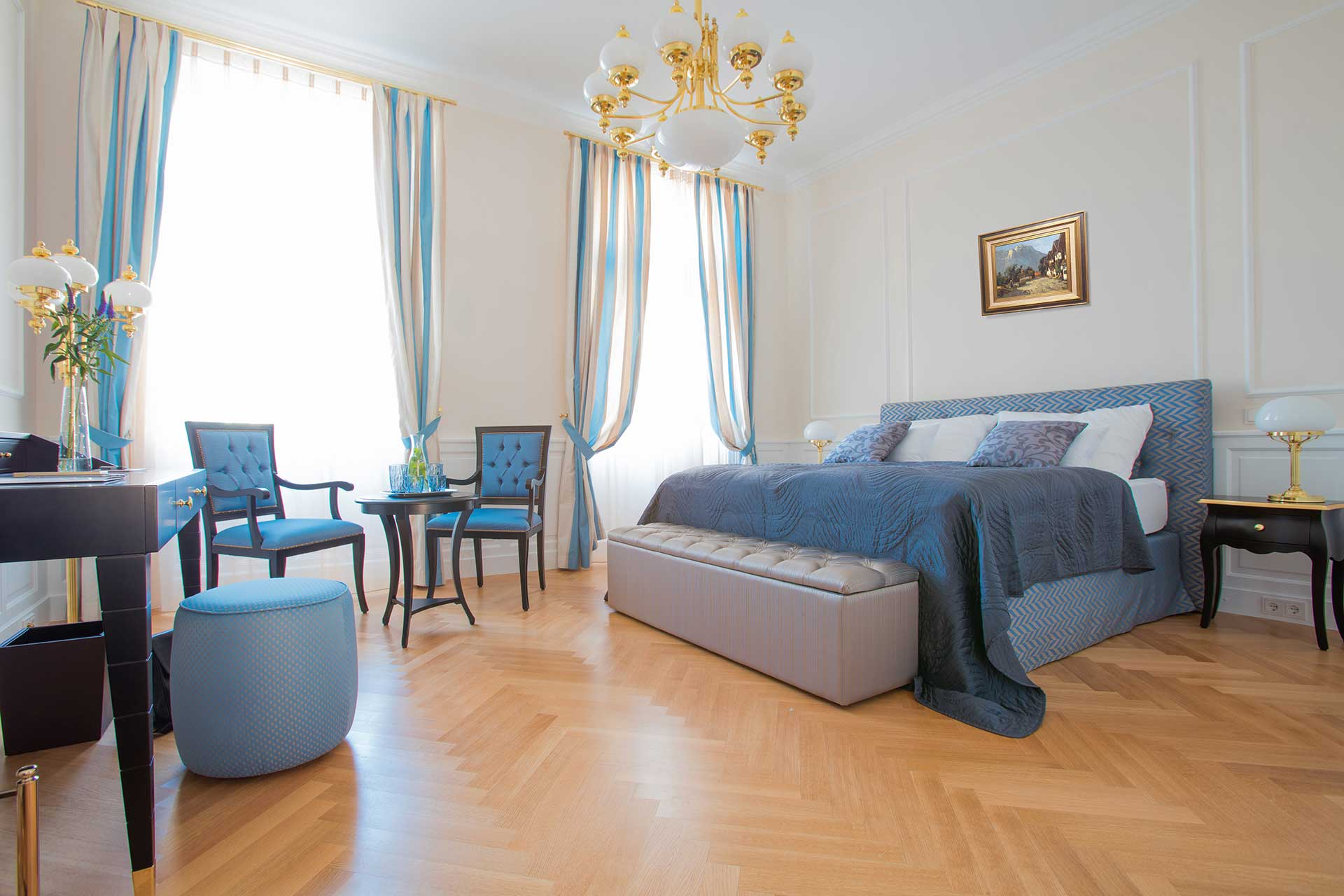 Family Accommodation in Vienna-Imperium Residence