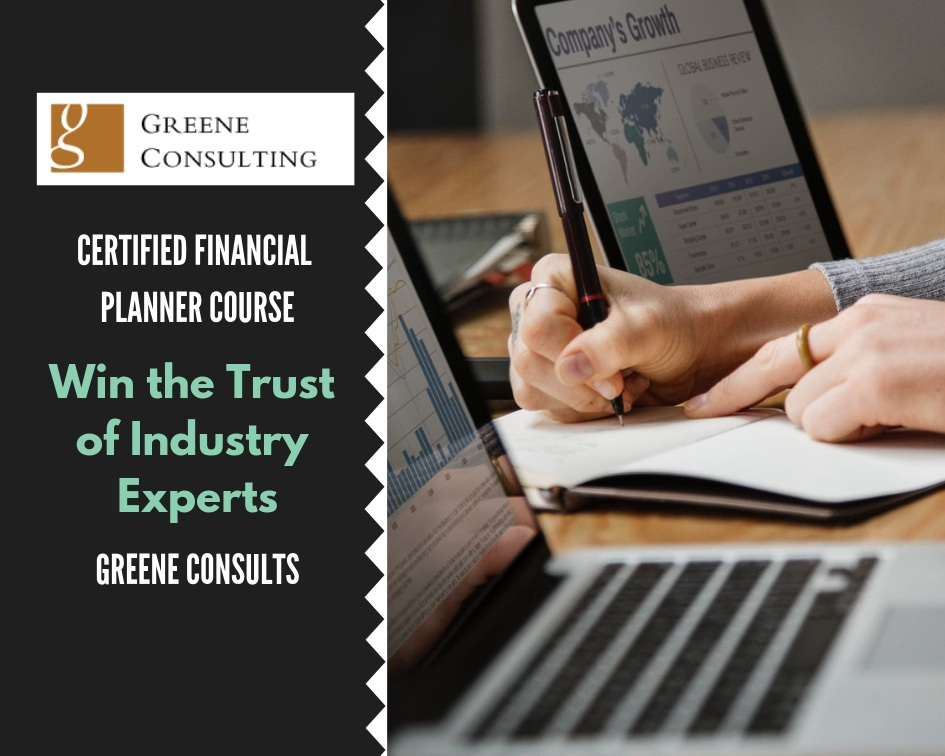 The Certified Financial Planner Course Win the Trust of Industry Experts