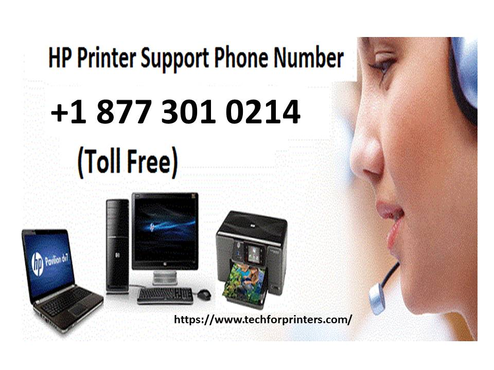 How to Reach HP Printer Support Phone Number