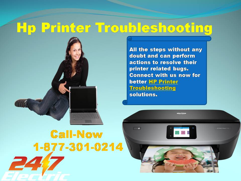 HP Printer Troubleshooting Step by Step to get Stand Solution