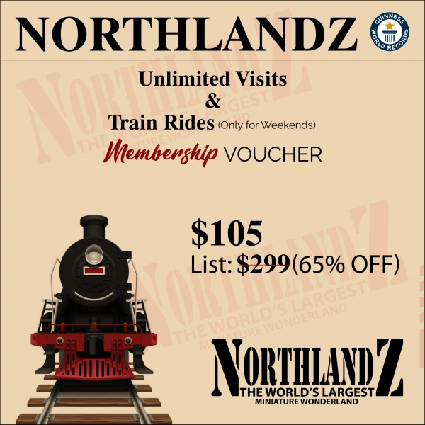Northlandz – Tickets for the World's Largest Miniature Wonderland