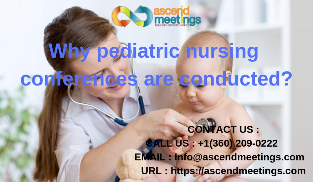 pediatric conferences in 2019