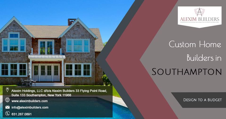 Best Custom Home Builders In Southampton