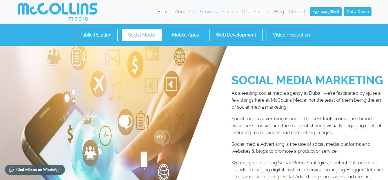 Social Media Agency Dubai
