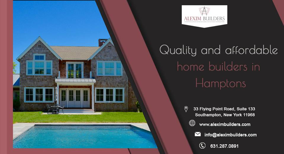 Affordable Home Builders In Southampton