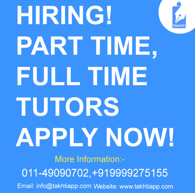 TAKHTIAPP – A Best Tutor Finder App, Find Best Home tutors, trainers and institute near you, Register a Home Tutor and Institute