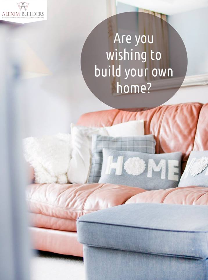 Build Your Own Dream Home