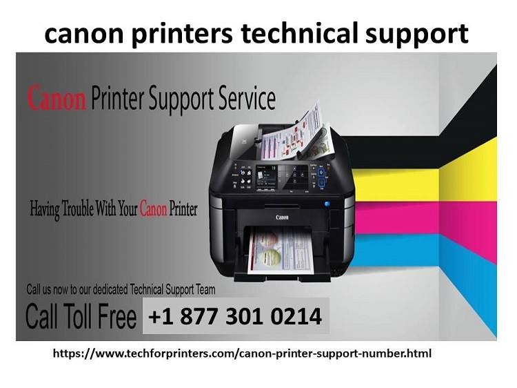 How get Canon Printer Technical Support Phone Number