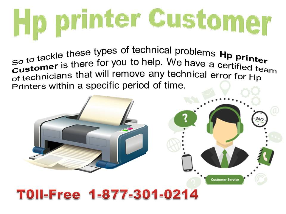 Unlimited Technical Support for Hp Printer Customers