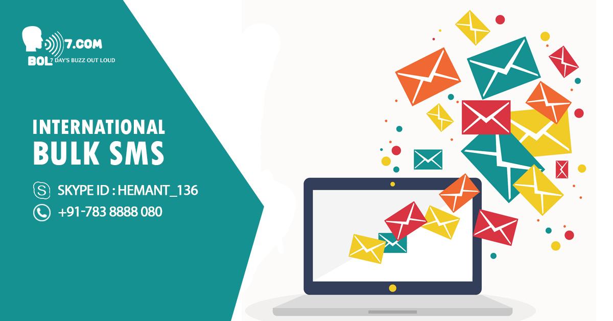 Bulk SMS International Services