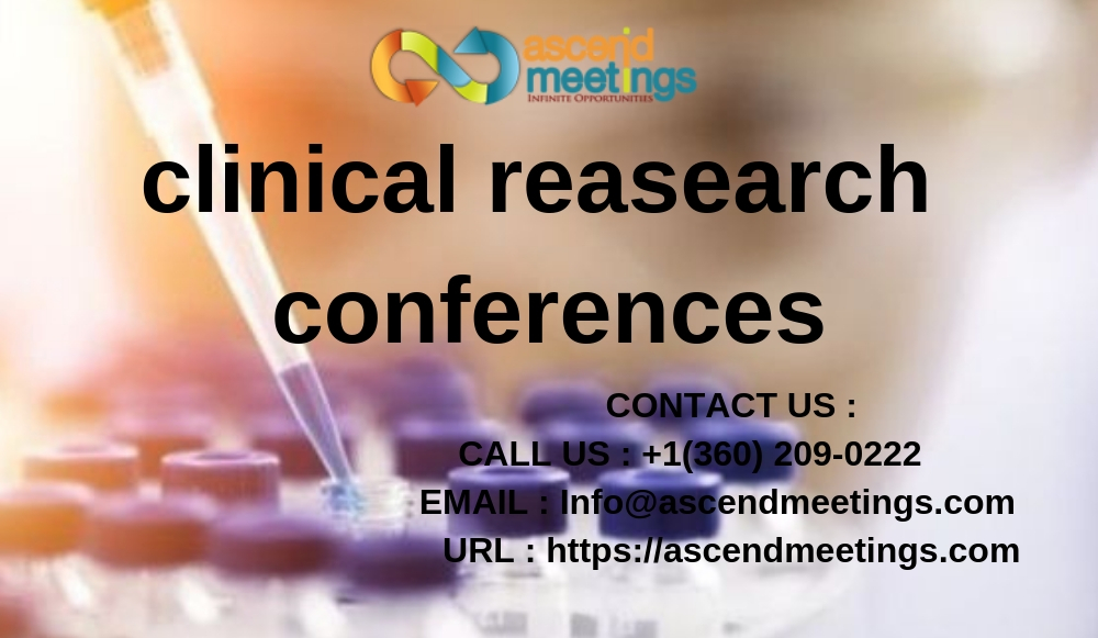 Clinical Research Conferences