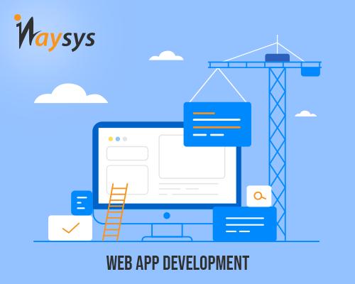 Web App Development services in US