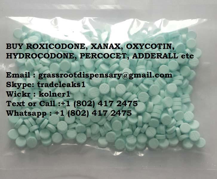 OXYCODONE, OXYCOTINE, ROXYCODONE, PERCOCET & MANY MORE. +1(802) 417 2475