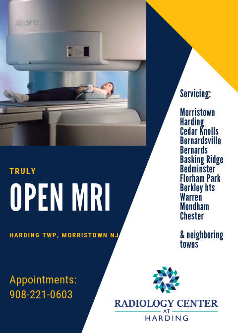 Open MRI Center At New Jersey