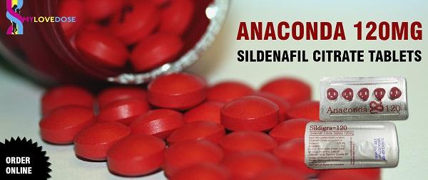 Buy Anaconda 120mg Online