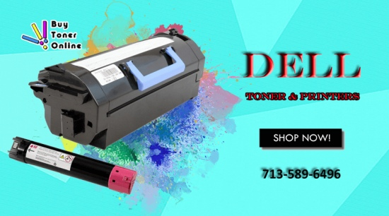 Dell Toner and printers ink online store Houston