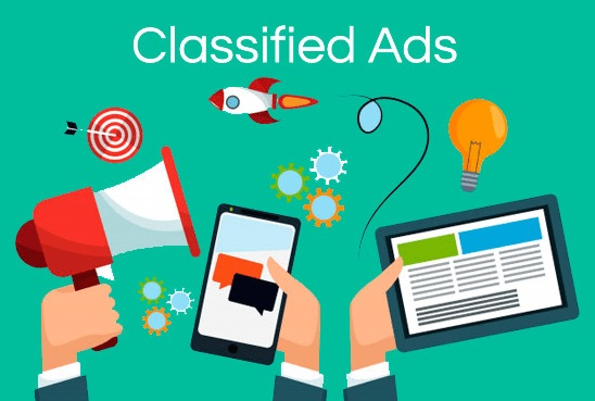 Online Marketing with Classified Ads