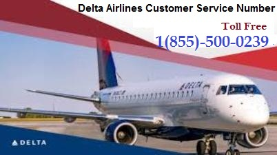 Delta Airlines Customer Service 1(855)-500-0239